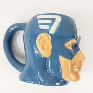 Marvel Captain America Miniature Coffee Mug